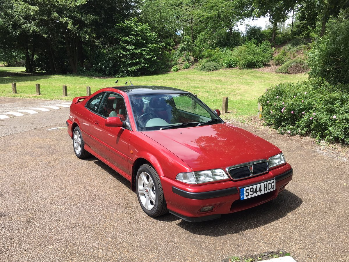 1998 Rover 218VVC Coupe - Just 30K miles! For Sale (picture 1 of 6)