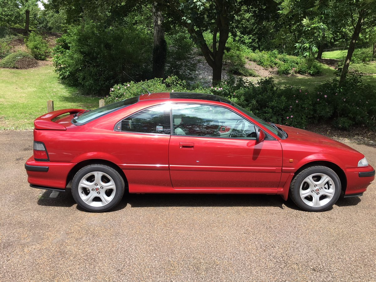 1998 Rover 218VVC Coupe - Just 30K miles! For Sale (picture 6 of 6)