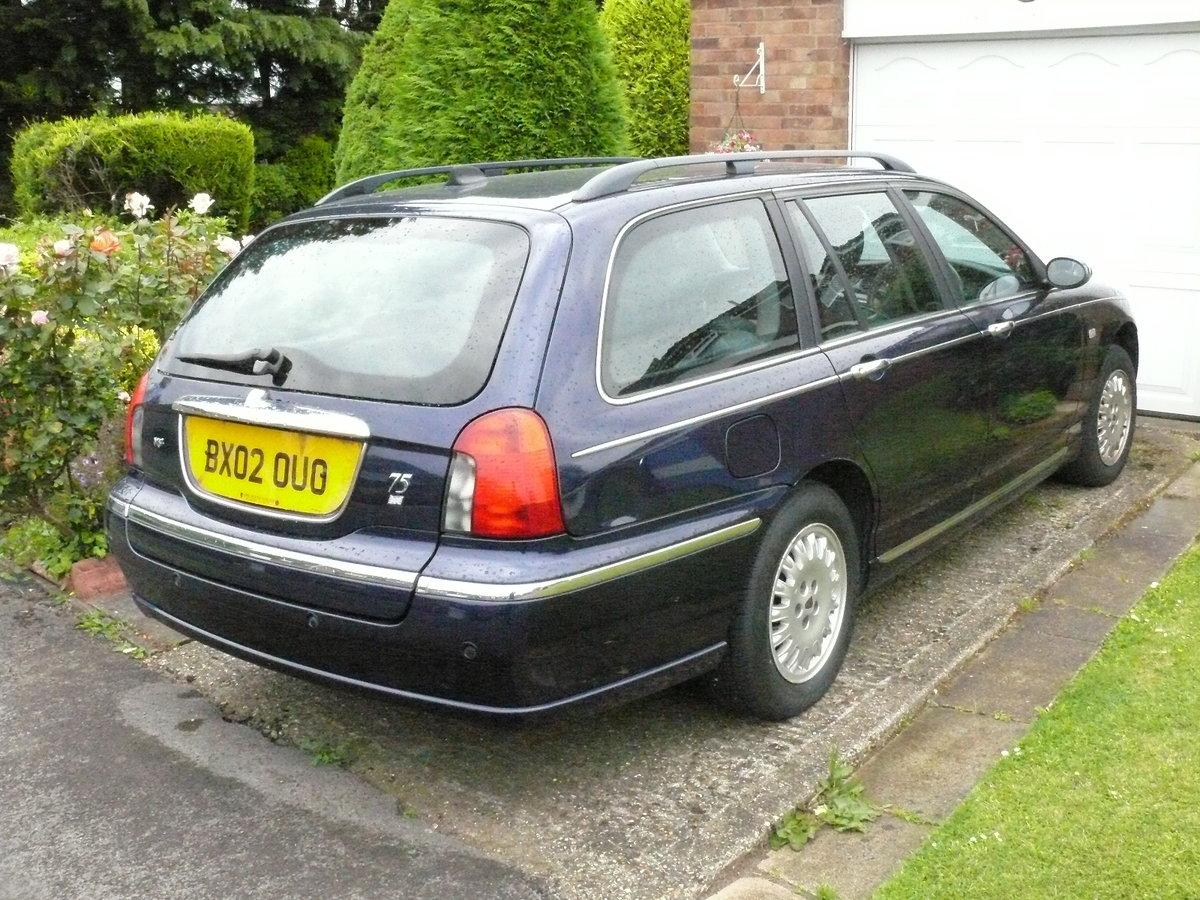 2002 Rover 75 Sovereign Connoisseur SE, 2.5L, V6, For Sale (picture 2 of 6)