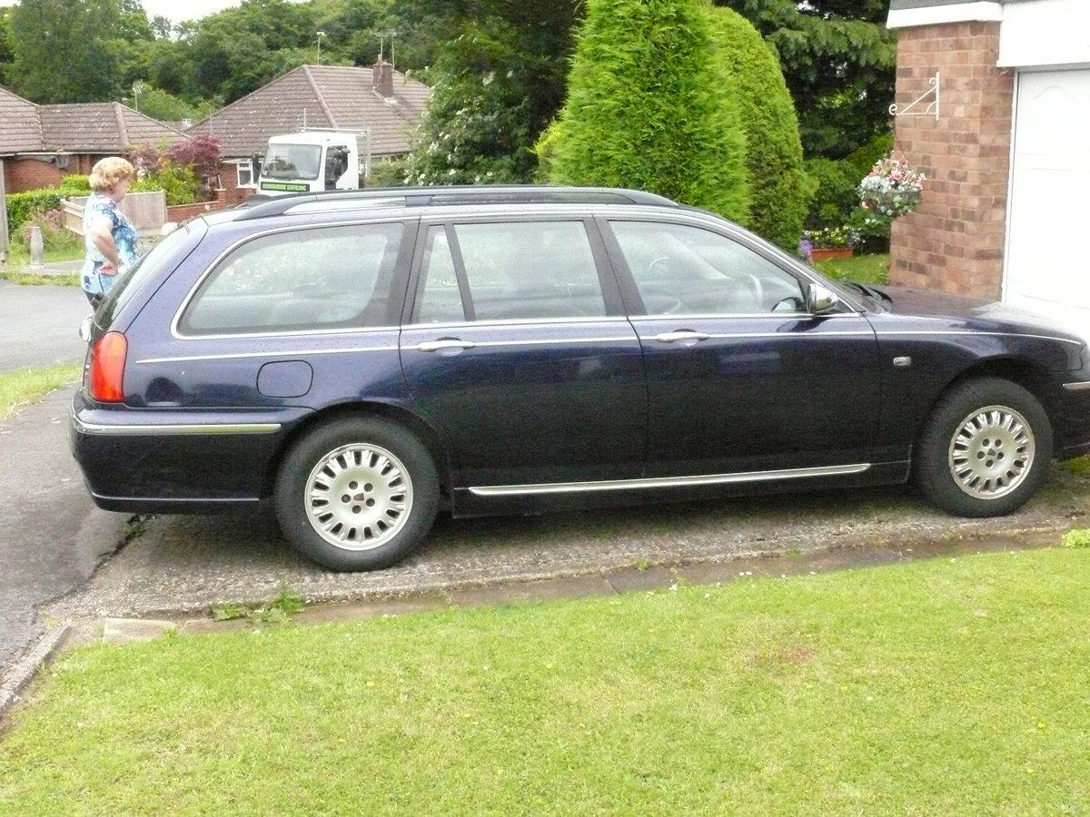 2002 Rover 75 Sovereign Connoisseur SE, 2.5L, V6, For Sale (picture 3 of 6)