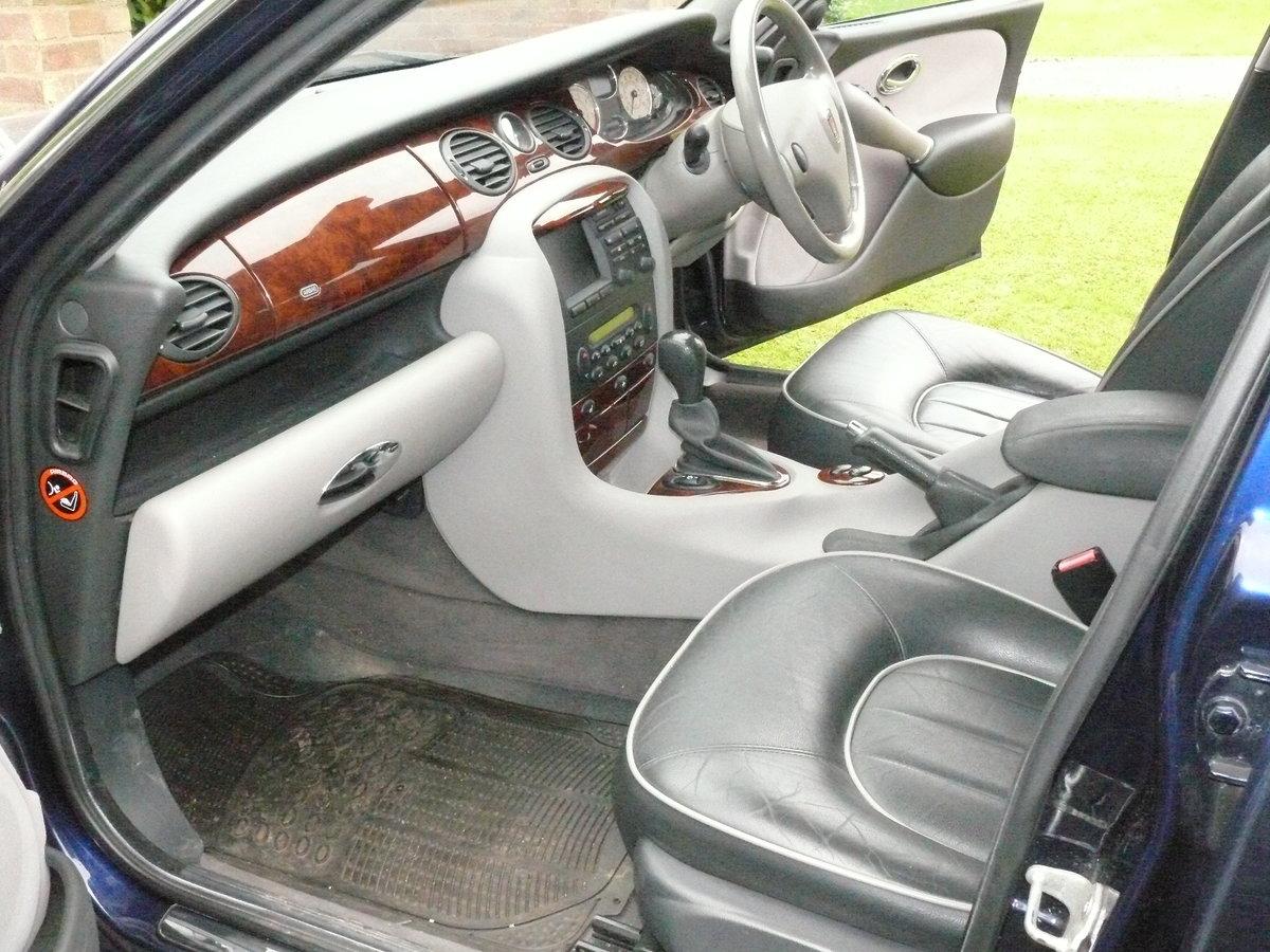 2002 Rover 75 Sovereign Connoisseur SE, 2.5L, V6, For Sale (picture 5 of 6)