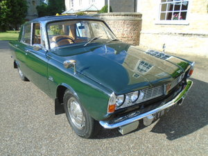 1967 Rover P6 2000 TC, only 3 owners from new.  For Sale