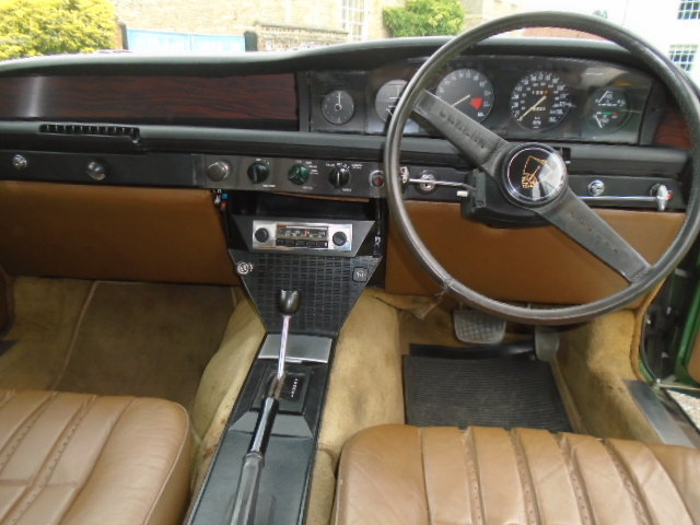 1974 Rover P6 3500 V8 Auto. For Sale (picture 5 of 6)