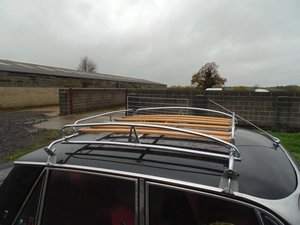 1969 Looking for original roofrack Rover P6