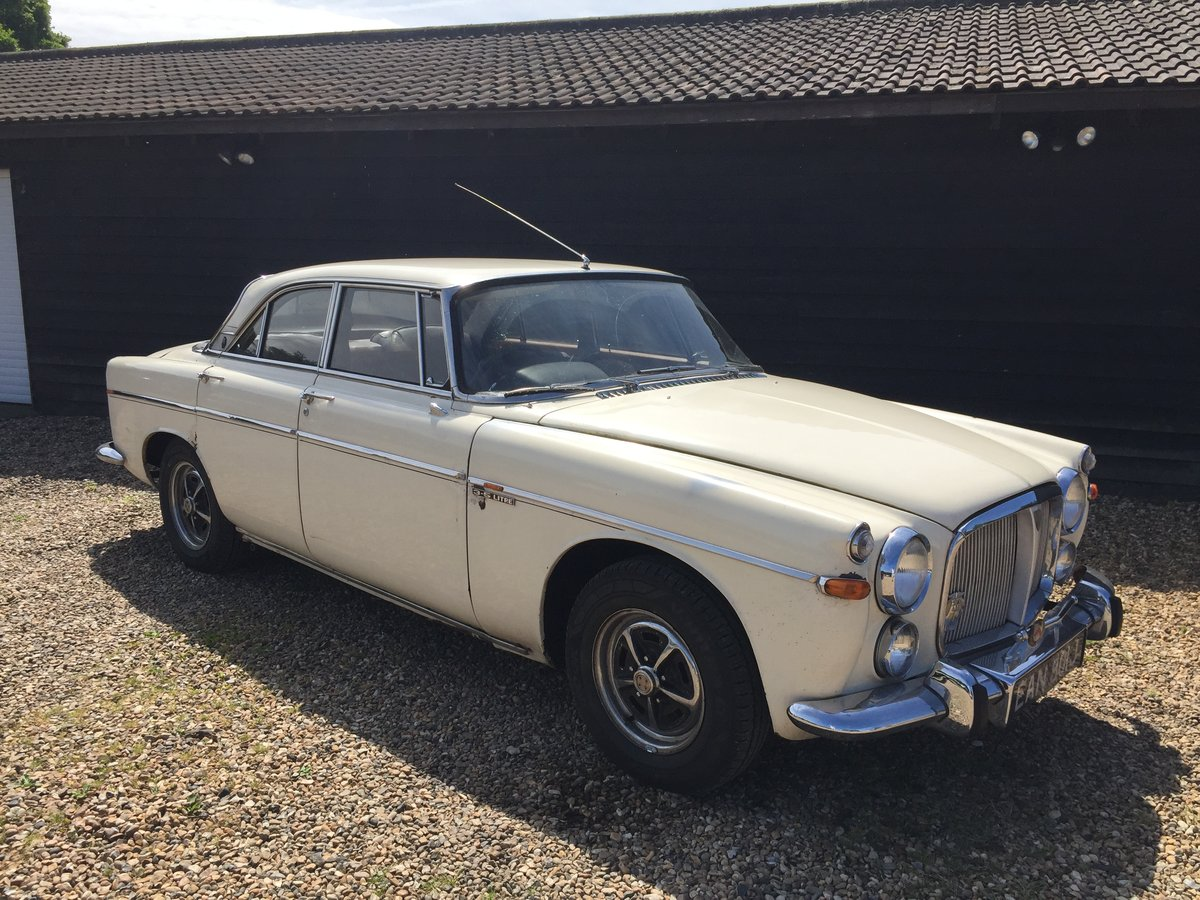 1970 Rover 3.5 V8 P5B Coupe For Sale (picture 1 of 6)