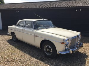 1970 Rover 3.5 V8 P5B Coupe For Sale