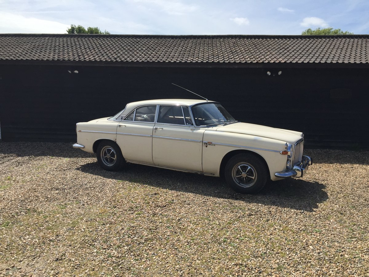 1970 Rover 3.5 V8 P5B Coupe For Sale (picture 2 of 6)