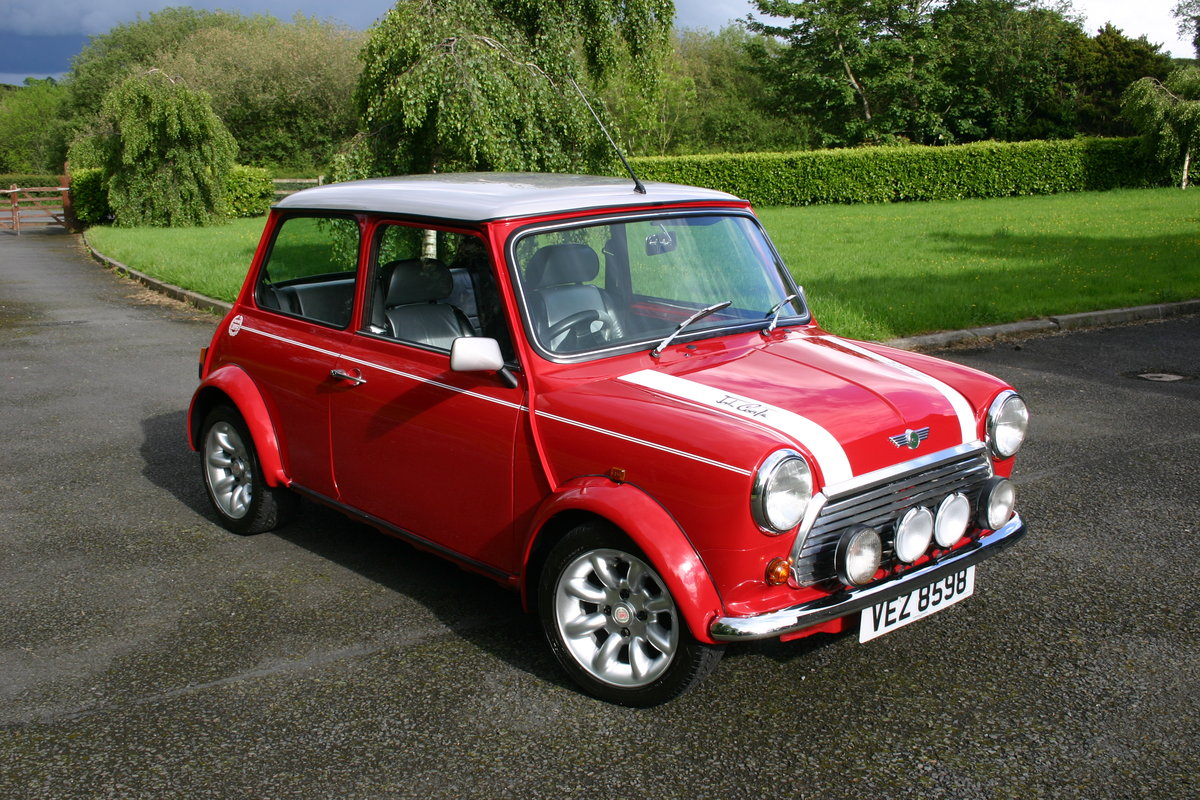 1993 Mini Cooper Stunning  SOLD (picture 2 of 6)