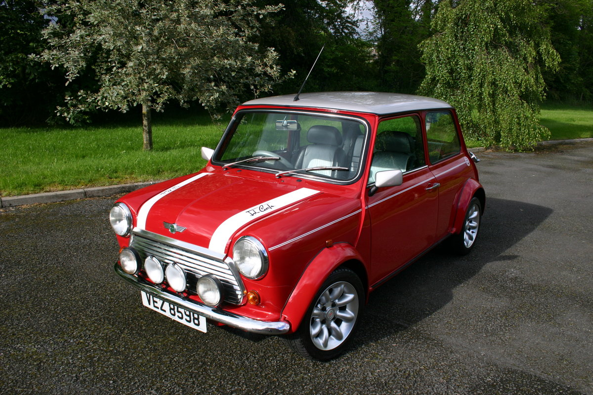 1993 Mini Cooper Stunning  SOLD (picture 3 of 6)