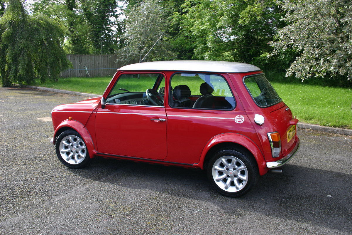 1993 Mini Cooper Stunning  SOLD (picture 4 of 6)