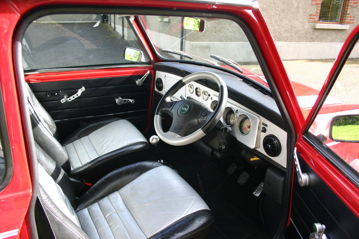 1993 Mini Cooper Stunning  SOLD (picture 5 of 6)