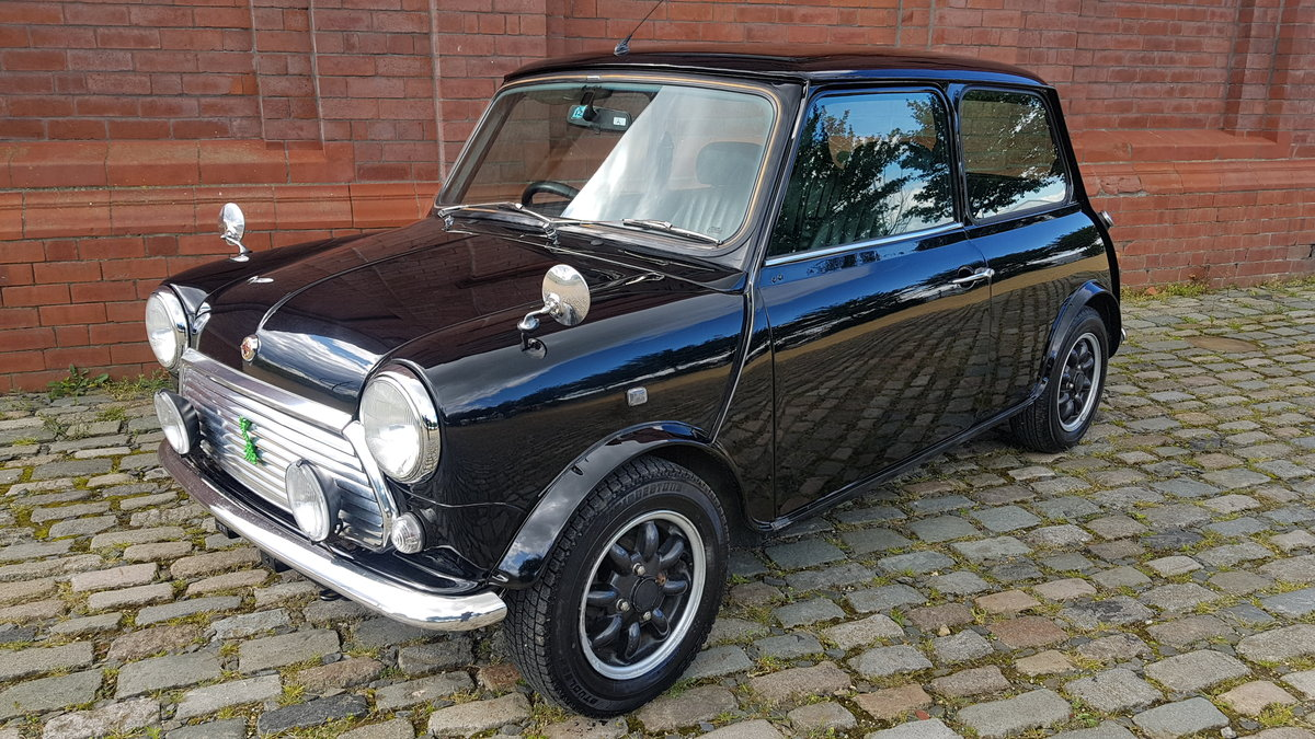 1998 MINI PAUL SMITH 1300 MANUAL 1 OF 1800 MADE For Sale (picture 1 of 5)