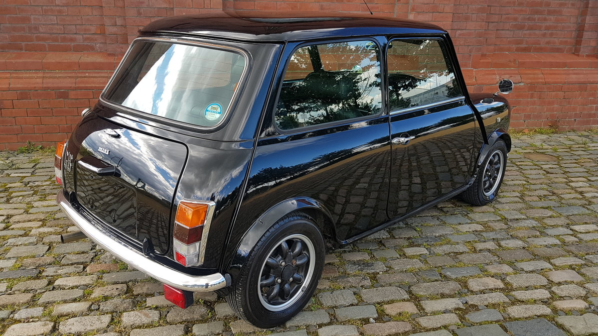 1998 MINI PAUL SMITH 1300 MANUAL 1 OF 1800 MADE For Sale (picture 2 of 5)