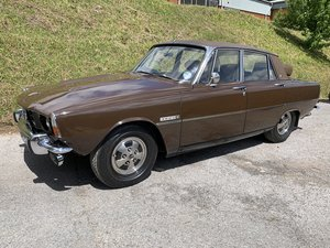 1972 Rover P6 3500 S V8 Manual - Power Steering