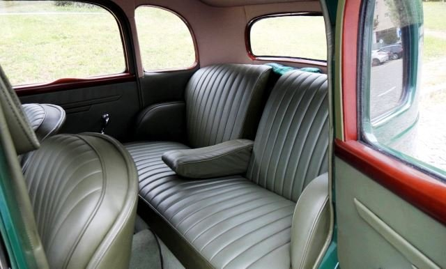 Rover P2 16HP Saloon - 1946 For Sale (picture 4 of 6)