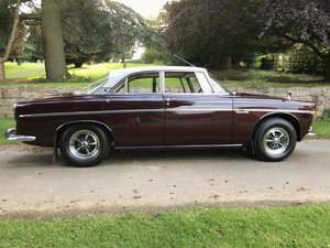 1973 Rover p5b Coupe with 49,900 miles from new!! SOLD