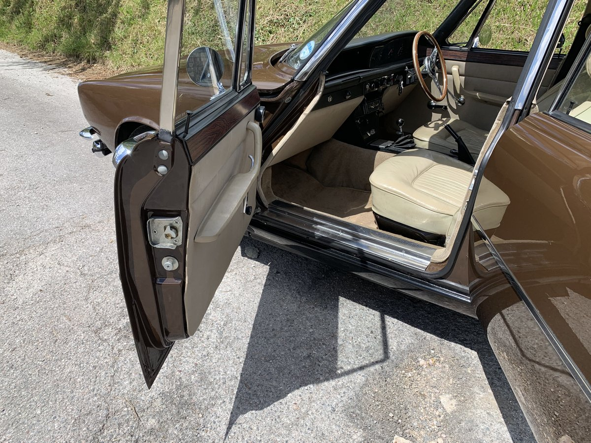 1972 Rover P6 3500 S V8 Manual - Power Steering For Sale (picture 4 of 6)