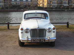 Rover p4 . 1963 For Sale
