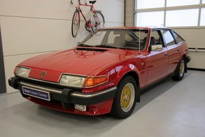 1983 Rover SD1 Vitesse V8 inj. Revised engine - new paint