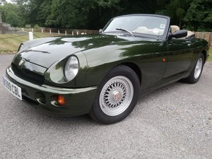 1995 ROVER MG RV8 3.9ltr Low mileage Stunning all round For Sale