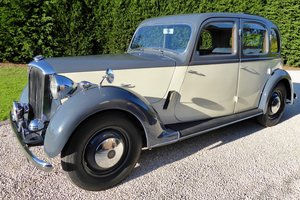 1948 Rover P3 60    SOLD
