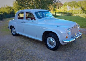 1955 ROVER 60 P4 SUPERB LOW MILEAGE + OWNERS EXAMPLE - PX? For Sale