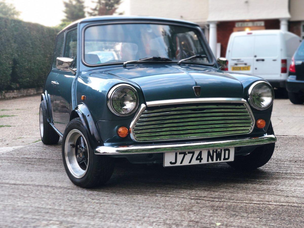 1991 199 Rover Mini Neon For Sale (picture 1 of 5)