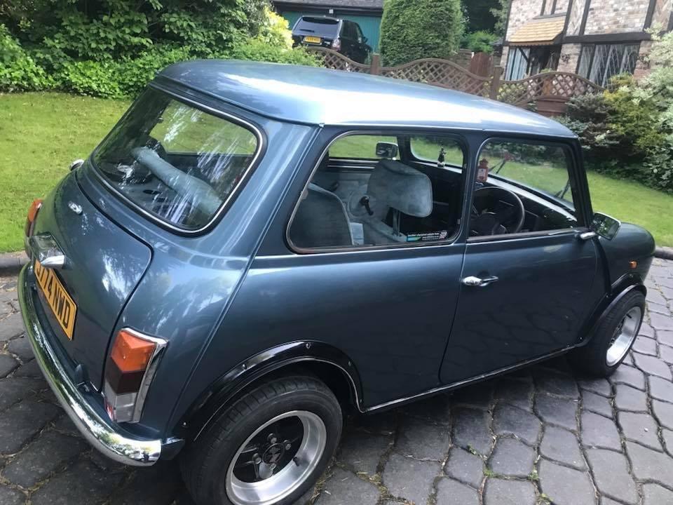 1991 199 Rover Mini Neon For Sale (picture 2 of 5)