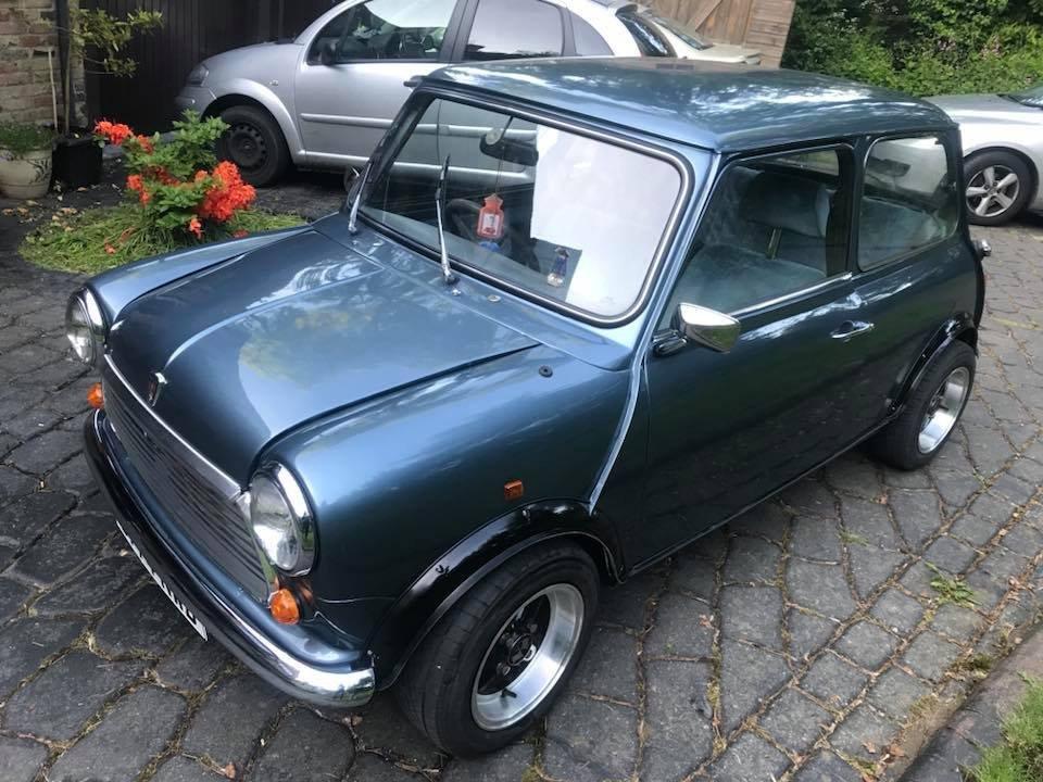 1991 199 Rover Mini Neon For Sale (picture 3 of 5)