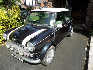 2000 Rover Mini Cooper Project For Sale