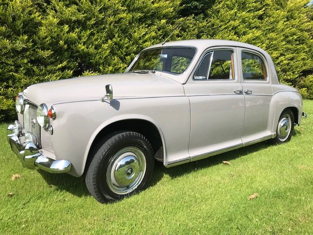 1961 rover 80 p4 For Sale (picture 1 of 6)