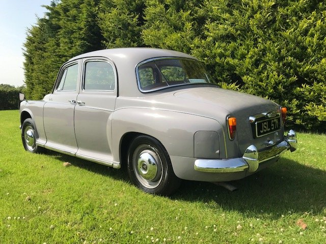 1961 rover 80 p4 For Sale (picture 3 of 6)