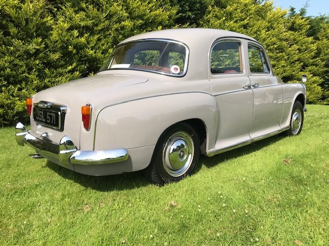 1961 rover 80 p4 For Sale (picture 4 of 6)