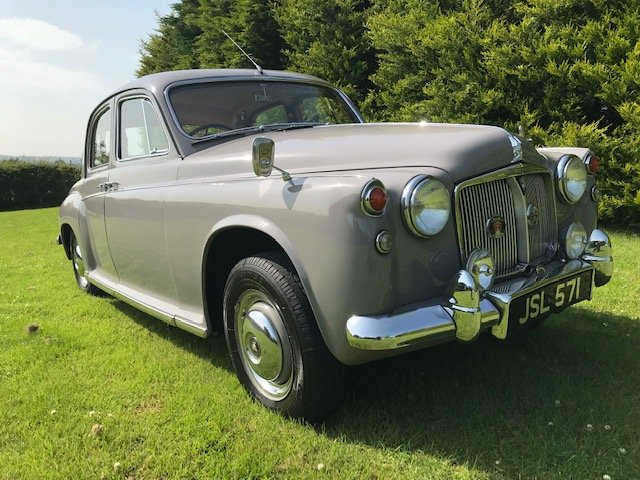 1961 rover 80 p4 For Sale (picture 5 of 6)