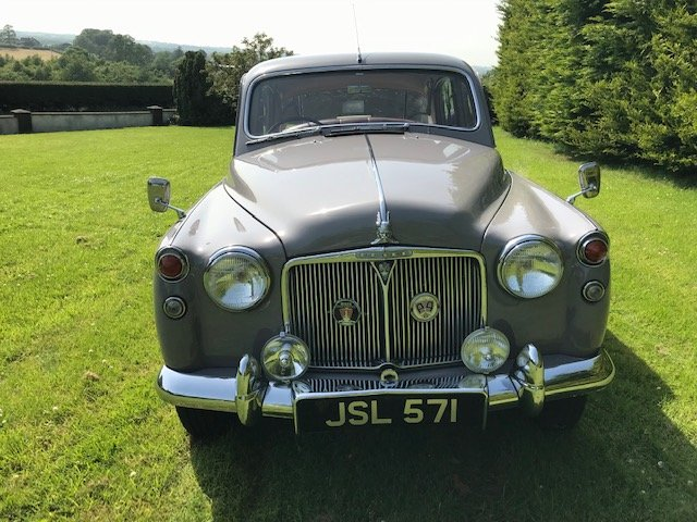 1961 rover 80 p4 For Sale (picture 6 of 6)