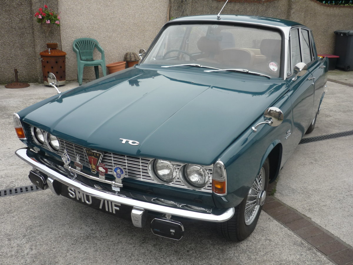 STUNNING 1967 ROVER 2000TC P6 SERIES 1 SOLD (picture 1 of 6)