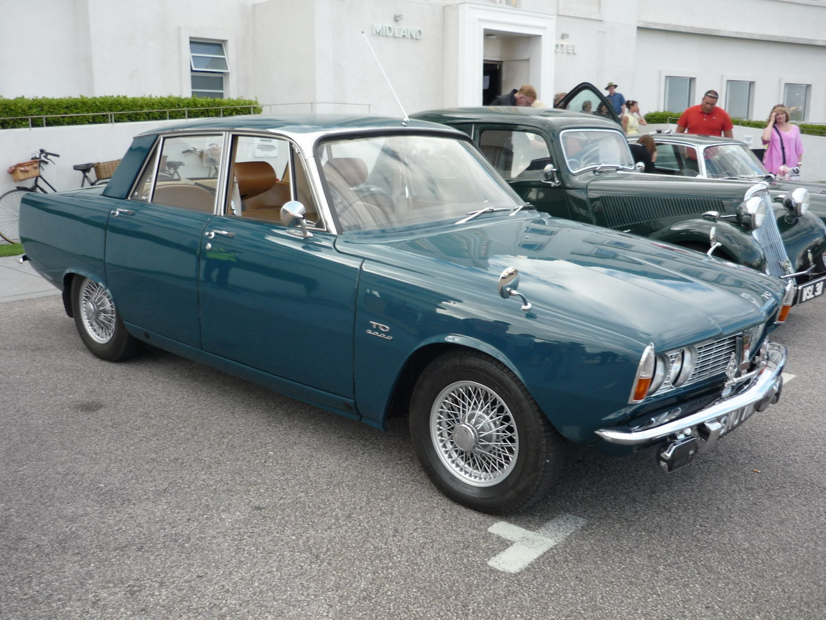 STUNNING 1967 ROVER 2000TC P6 SERIES 1 SOLD (picture 2 of 6)