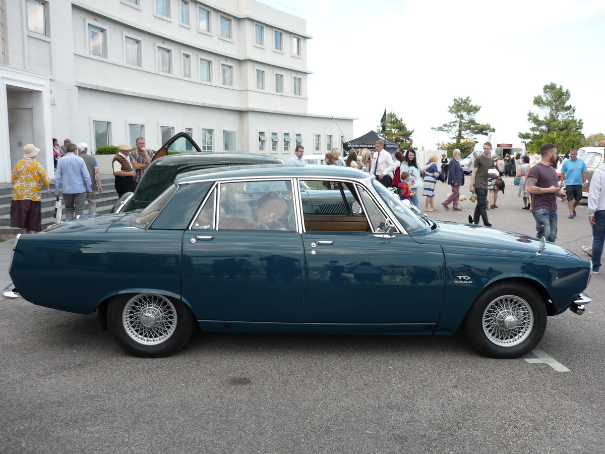 STUNNING 1967 ROVER 2000TC P6 SERIES 1 SOLD (picture 3 of 6)