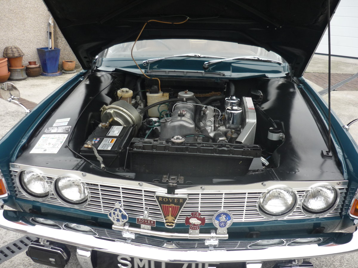STUNNING 1967 ROVER 2000TC P6 SERIES 1 SOLD (picture 6 of 6)