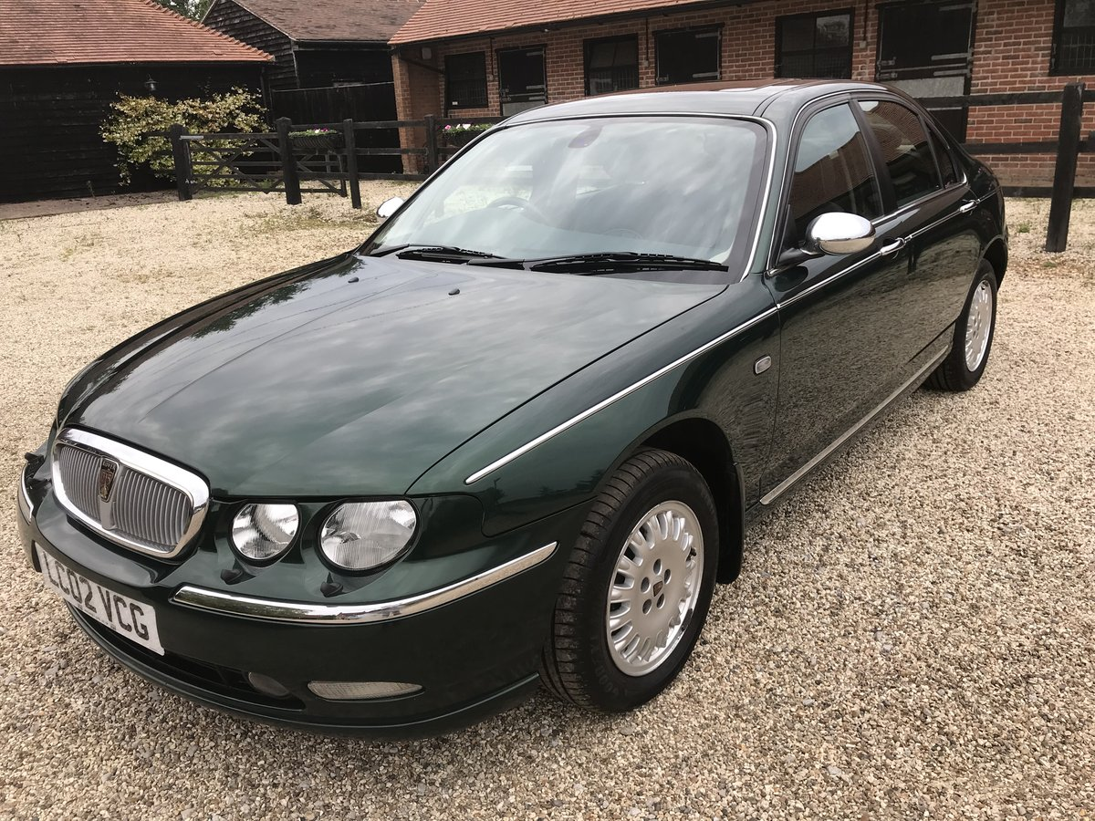 2002 stunning modern classic Barons classic auction JULY 16  2019 SOLD (picture 1 of 6)
