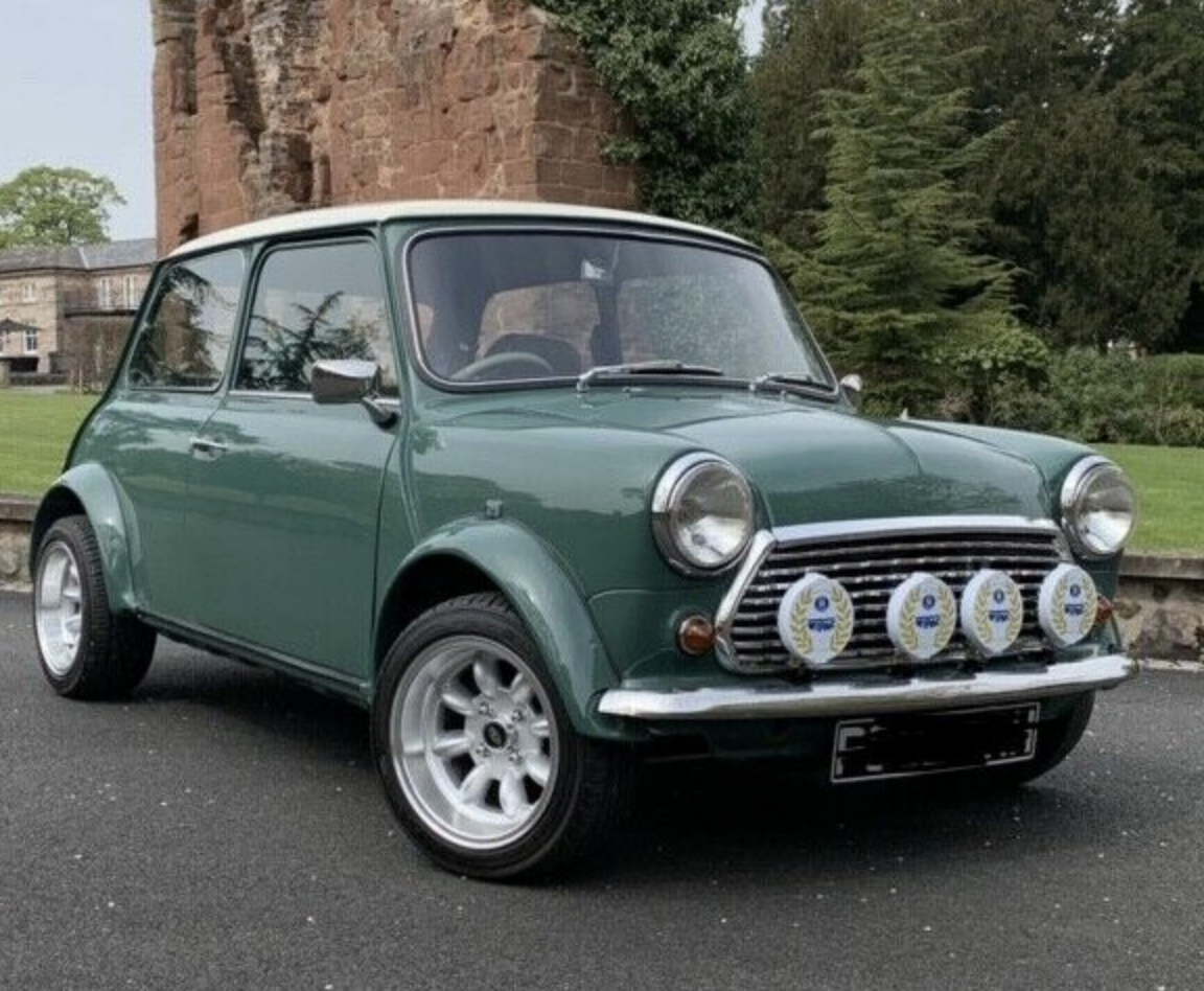1996 Mini Cooper 35th Anniversary - Fully Restored SOLD (picture 1 of 6)