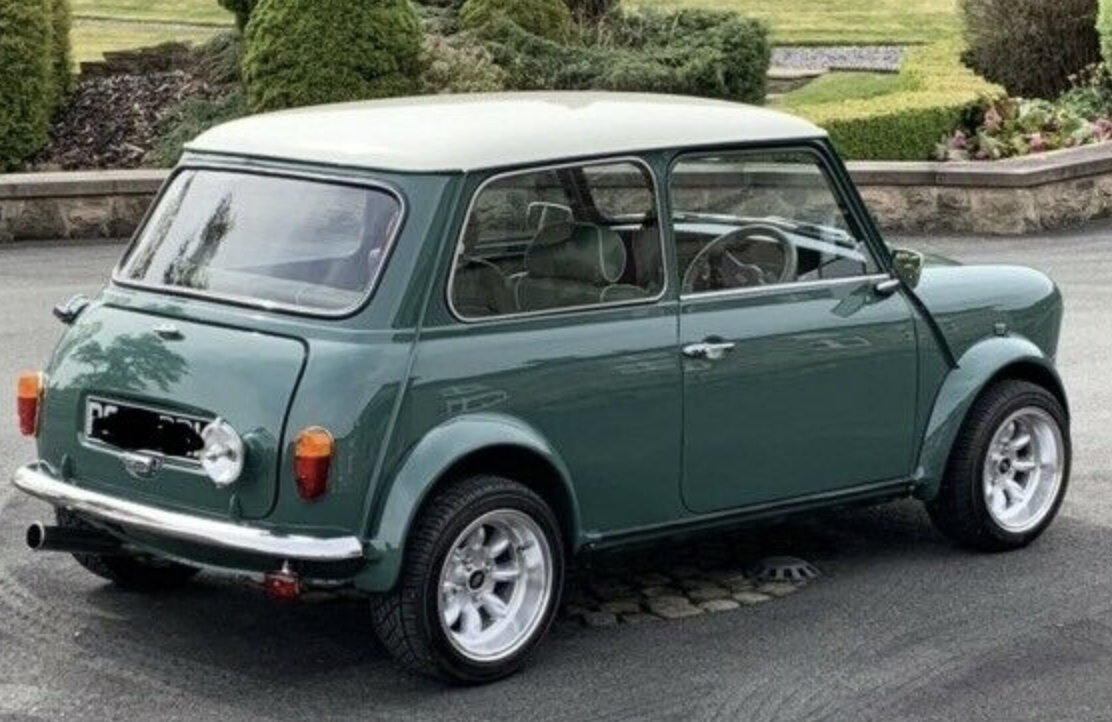 1996 Mini Cooper 35th Anniversary - Fully Restored SOLD (picture 2 of 6)