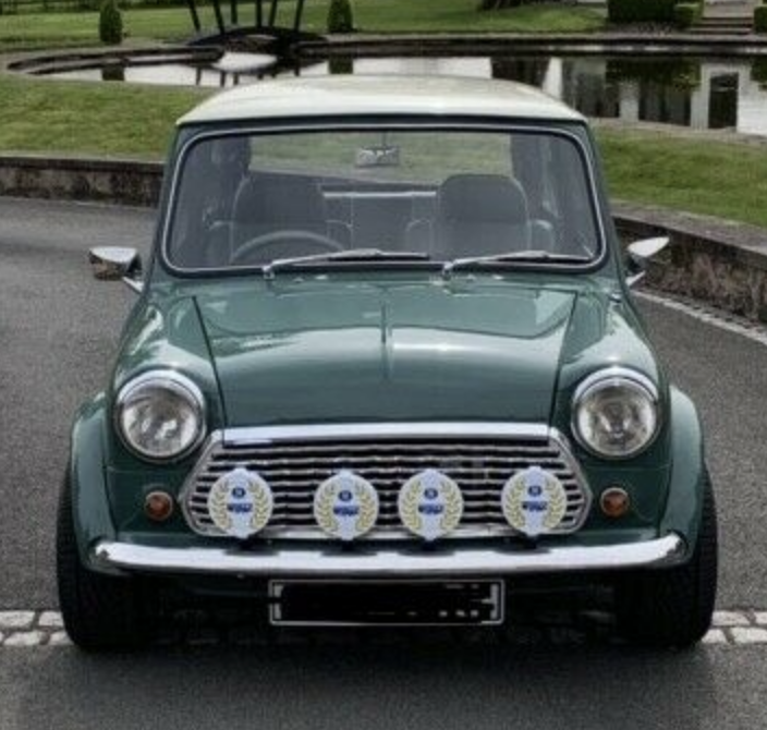 1996 Mini Cooper 35th Anniversary - Fully Restored For Sale (picture 3 of 6)