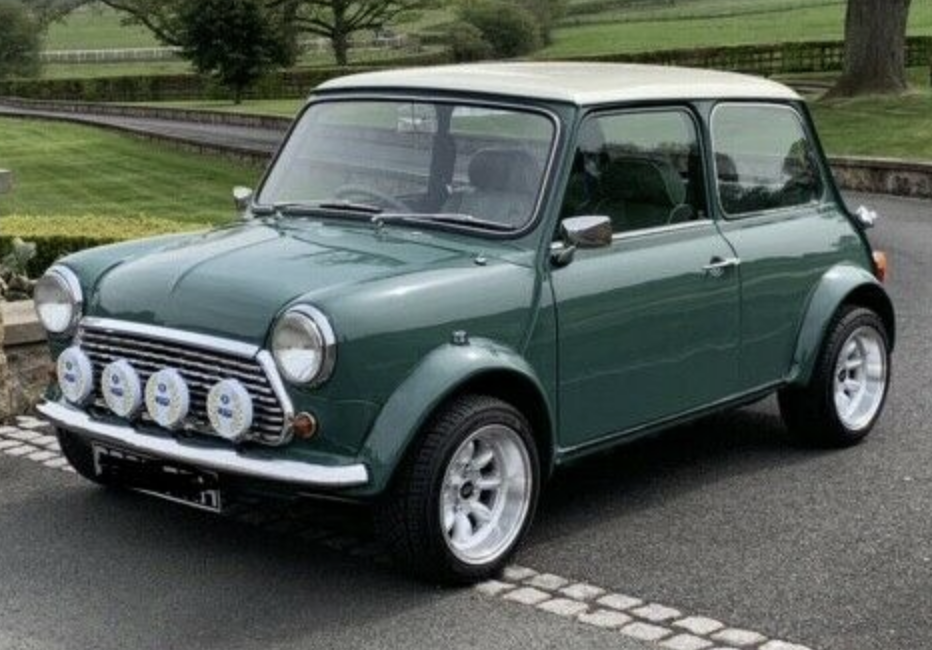 1996 Mini Cooper 35th Anniversary - Fully Restored SOLD (picture 4 of 6)