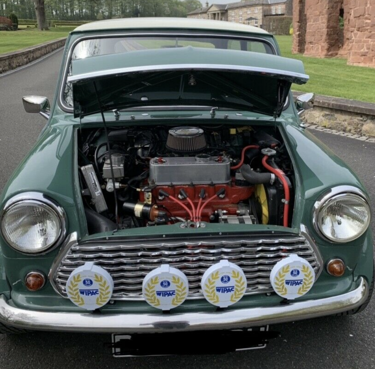 1996 Mini Cooper 35th Anniversary - Fully Restored SOLD (picture 5 of 6)