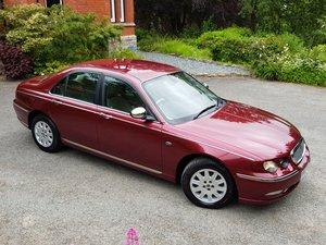 2003 Rover 75 Connoisseur SE CDTi Copperleaf Cream  For Sale