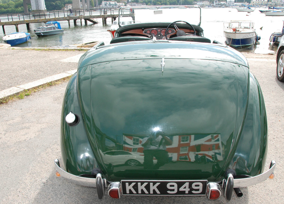 1948 Rover 12 Tourer For Sale (picture 4 of 6)