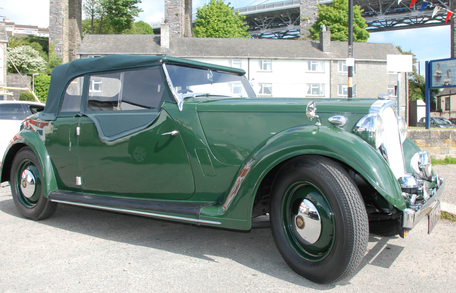 1948 Rover 12 Tourer For Sale (picture 6 of 6)