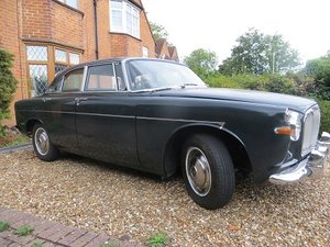 1965 Rover 3 Litre Coupe Automatic