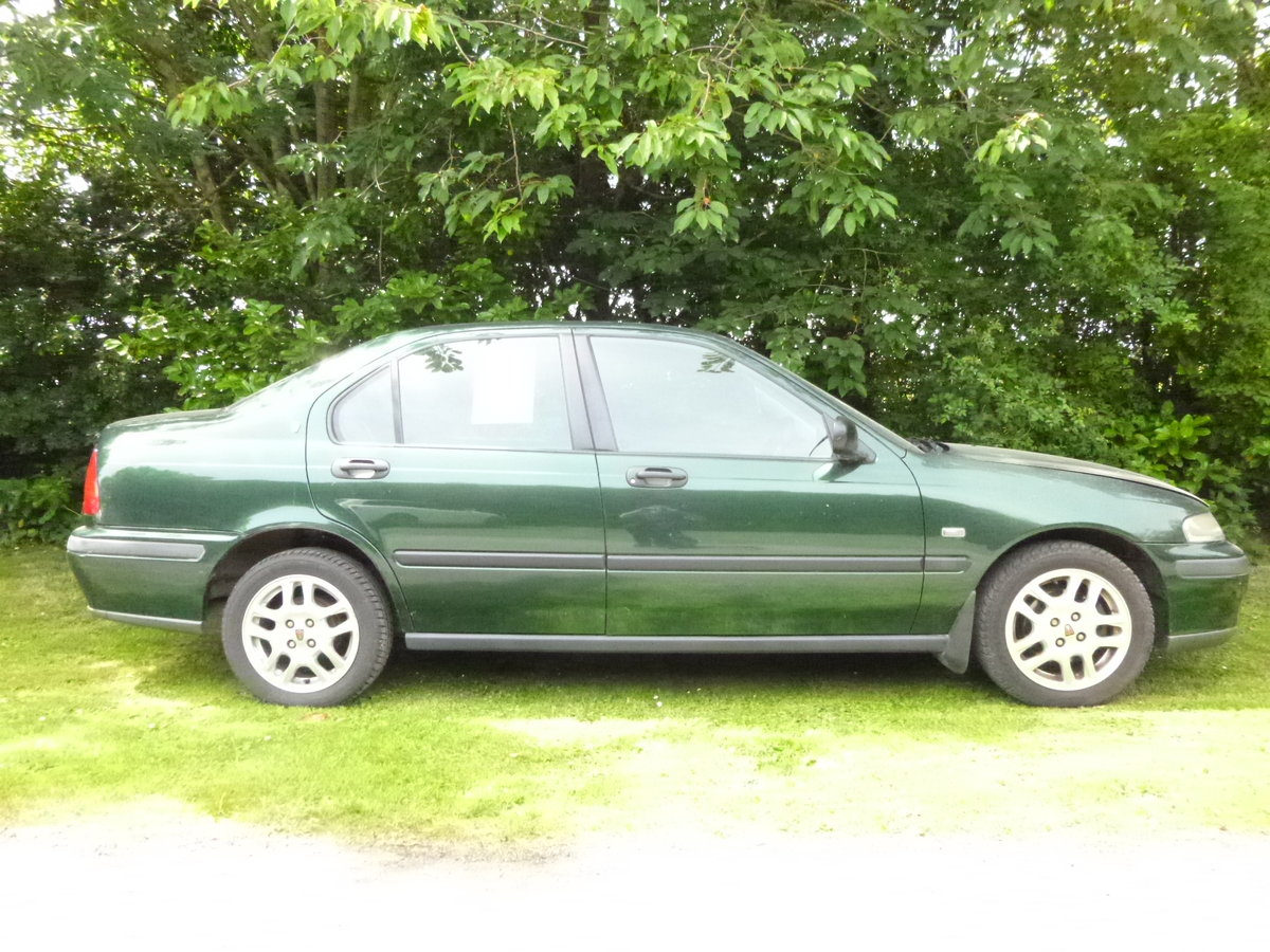 1999 rover 416i cheap car with 12 mths mot For Sale (picture 2 of 6)